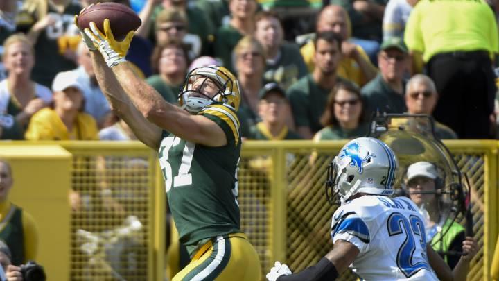 Los Packers tiran de oficio para ganar a uno aguerridos Lions