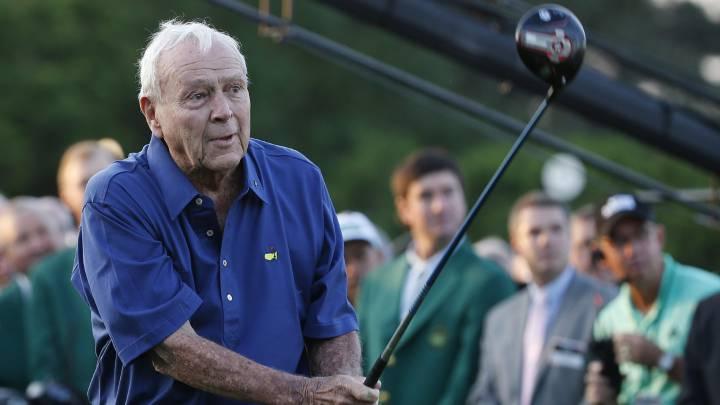 El golf llora a su leyenda, Arnold Palmer muere a los 87 años