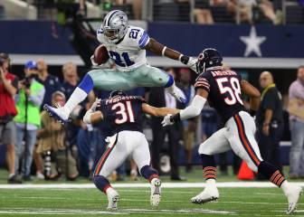 Los Cowboys ya tienen su santa trinidad: Dak, Zeke y Dez