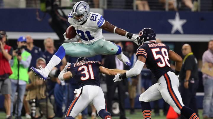 Los Dallas Cowboys ya tienen su santa trinidad: Dak, Zeke y Dez