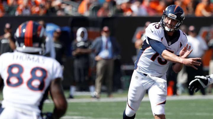 Dos drives de Siemian y el sueño loco de los Broncos