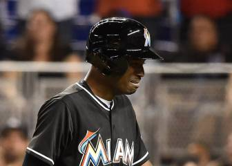 Dee Gordon guió la victoria de Miami en la noche más triste