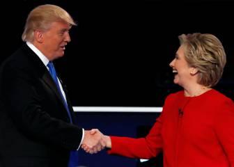 Donald Trump y Hillary Clinton destrozan a la NFL