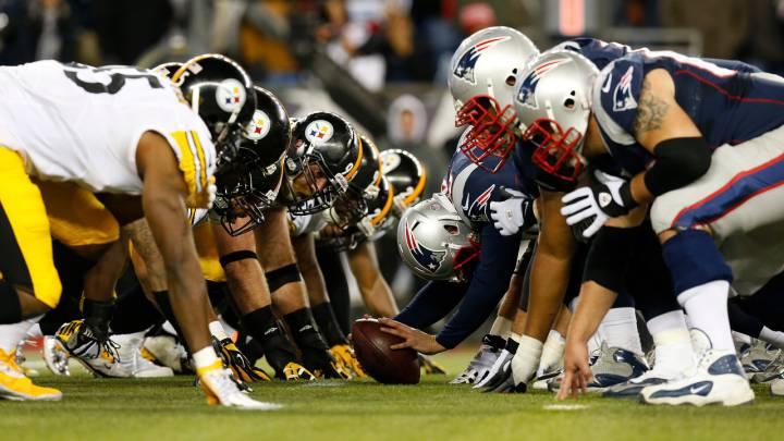 Horario del partido entre Pittsburgh Steelers y New England Patriots de la séptima semana de temporada regular de la NFL, este domingo 23 de octubre de 2016.