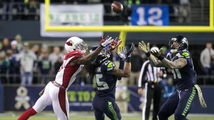 Horario del partido entre Arizona Cardinals y Seattle Seahawks de la séptima semana de temporada regular de la NFL, este domingo 23 de octubre de 2016.