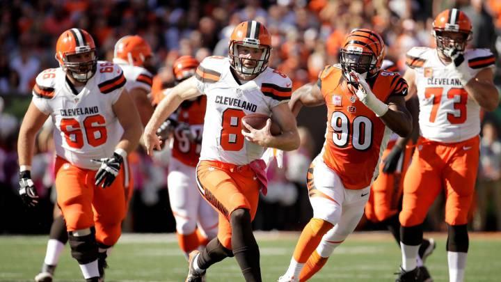 Los big plays de Cincinnati deciden una ensalada de naranja
