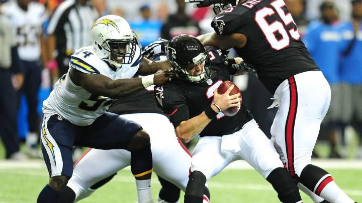 Los Falcons caen por un ataque de valentía ante los Chagers