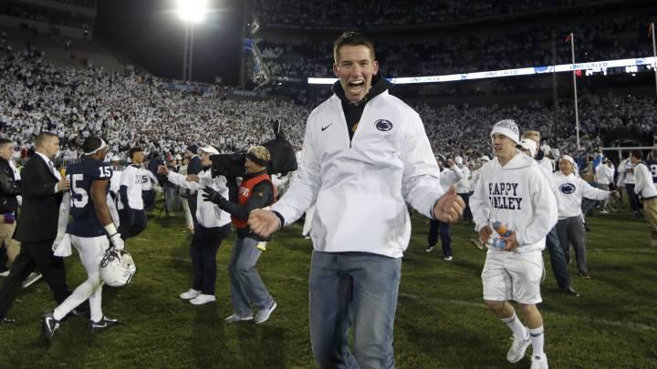 Ohio State pierde con Penn State y sale del top 4 del ranking