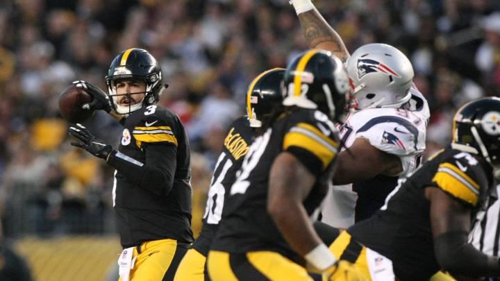 Pese a la lesión de Big Ben, hay esperanza para los Steelers