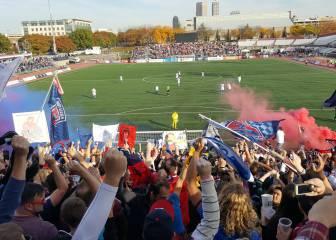 Indy Eleven de Torrado espera rival para el Soccer Bowl