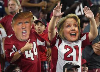 Power ranking semana 9: Edición Trump y Clinton