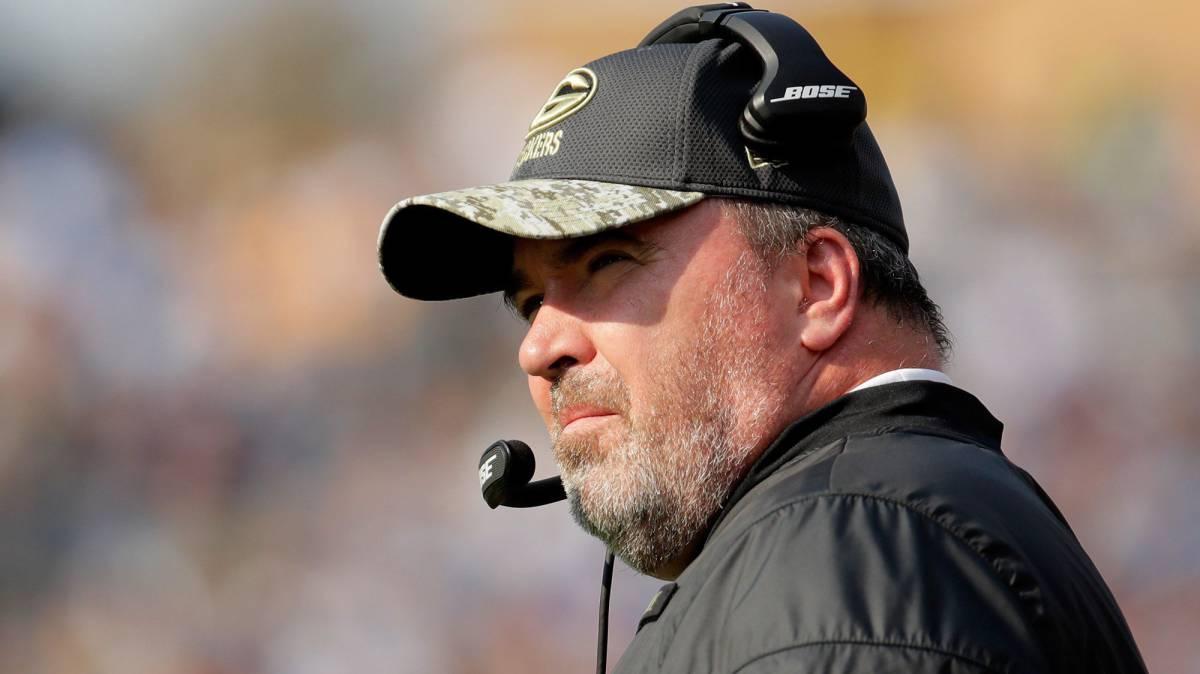 Mike McCarthy no es un exitoso entrenador de football