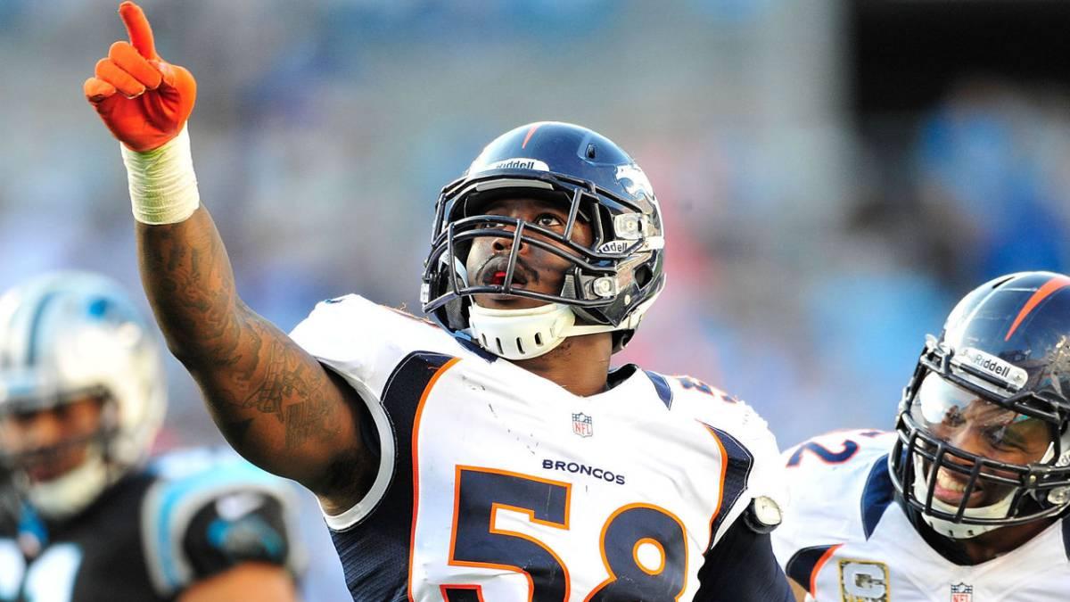 Un inmenso porcentaje de las opciones de revalidar el título de los Denver Broncos pasan por lo que pueda hacer Von Miller.