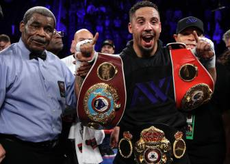 Ward gana con polémica y los cinturones de Kovalev ya son suyos
