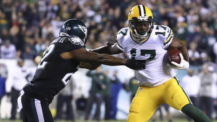 Los Packers dan señales de\r\nvida en triunfo ante Eagles