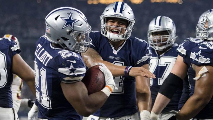 Power ranking NFL semana 12: ¿Un Cowboys vs Raiders?
