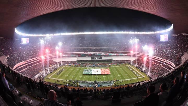 México superó el examen de la NFL con una nota sobresaliente