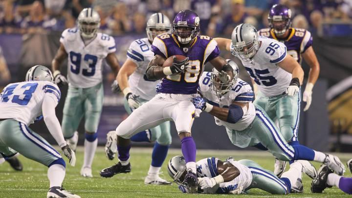 Cómo y dónde ver el Minnesota Vikings – Dallas Cowboys de la NFL: horarios y TV online