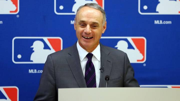 El comisionado Rob Manfred ha conseguido que la paz laboral en el béisbol siga hasta 2021, en el que se cumplirían 26 años seguidos sin sobresaltos.