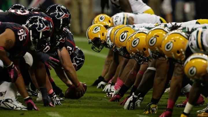 Cómo y dónde ver el Green Bay Packers – Houston Texans de la NFL: Horarios y TV Online
