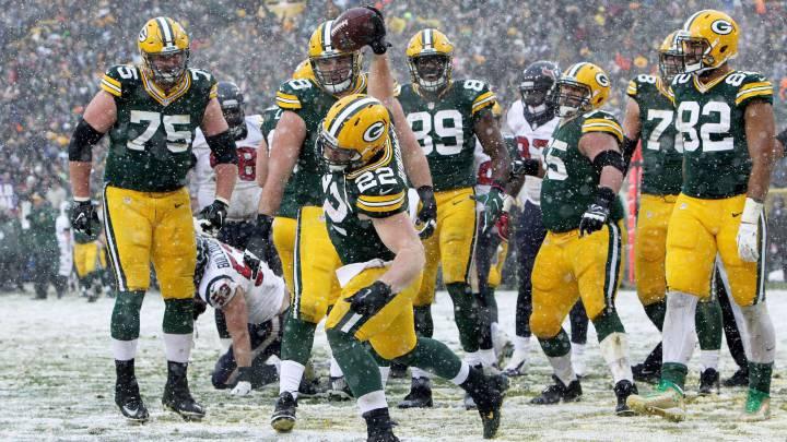 Los Packers ganan el clásico partido en la Tundra de Wisconsin