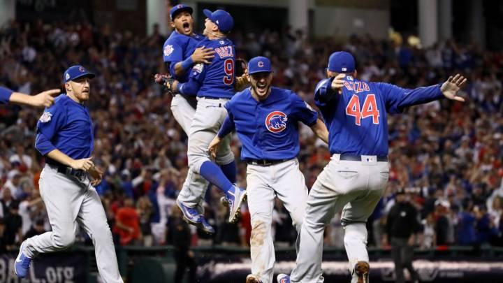 El triunfo de los Chicago Cubs en las Series Mundiales es el objetivo del resto de equipo de cara a 2017.
