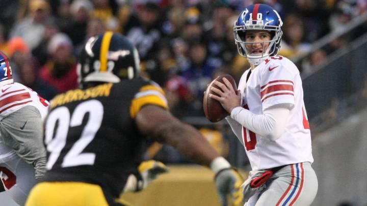 Eli Manning se ha convertido en un lastre para los Giants