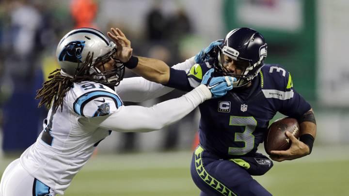 Costoso y contundente triunfo de Seahawks sobre Panthers