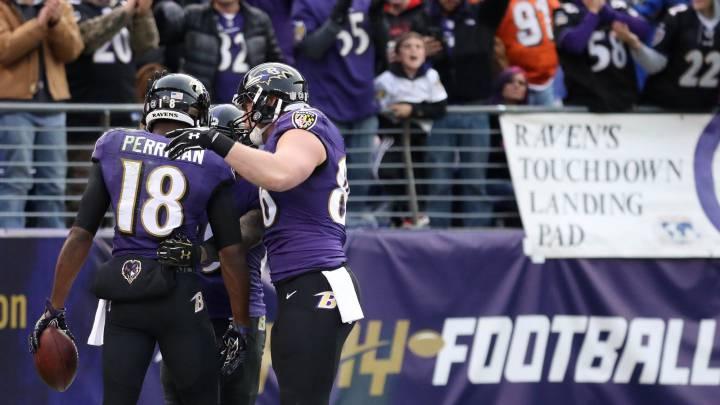 """Los Ravens llaman a la puerta al grito de """"¡que viene el coco!"""""""