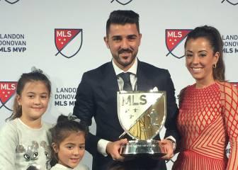 Villa es el MVP de la MLS 2016
