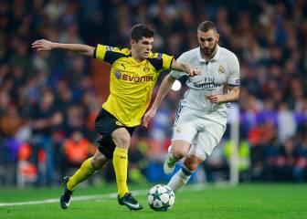 Dortmund starlet Pulisic makes history in Bernabéu stalemate