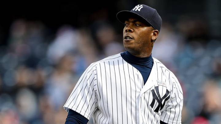 Aroldis Chapman ha firmado un lucrativo contrato de cinco años y 85 millones de dólares con los New York Yankees.