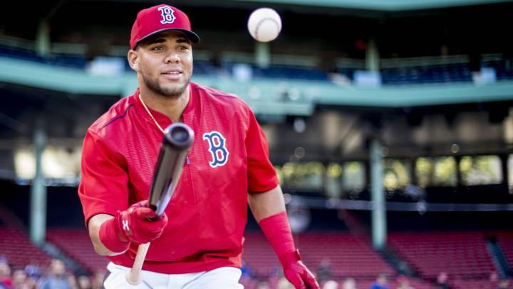 La gran promesa Yoan Moncada ha sido la figura central en la operación que llevó a Chris Sale a los Boston Red Sox.