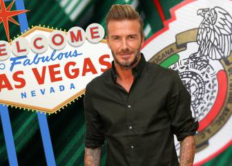 Beckham may swap Miami for Vegas for MLS dream