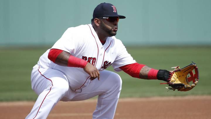 Pablo Sandoval tiene tres años con los Red Sox por delante para convencer a la exigente parroquia de Fenway Park.