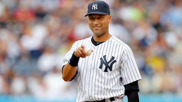 Derek Jeter ha sido el último de la larga lista de leyendas que han jugado en los New York Yankees.