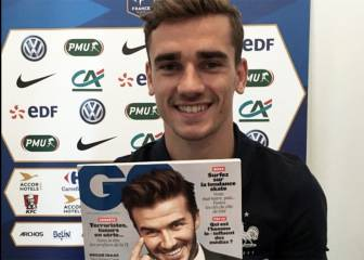 Griezmann se confiesa en France Football: su futuro, el Madrid...