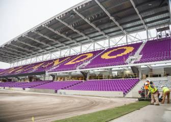Ya está a punto Orlando City Stadium, el nuevo Westfalenstadion de USA