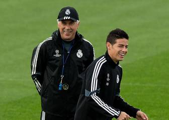 James' father: Ancelotti got the best out of my son