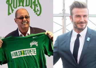 Tampa Bay Rowdies, ¿posible nuevo proyecto de Beckham?