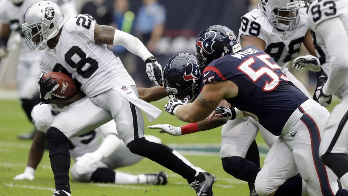 Como Y Donde Ver El Houston Texans Oakland Raiders Nfl Horarios Y