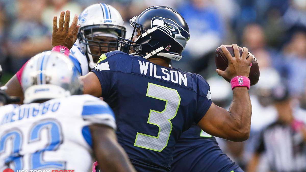 Análisis tácticos del Detroit Lions - Seattle Seahawks