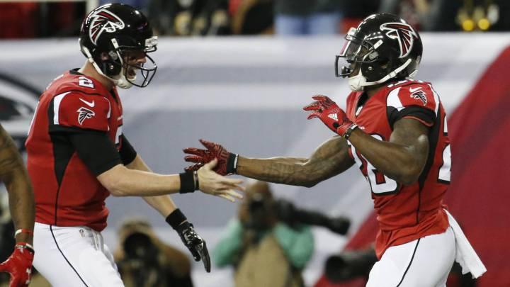 Análisis del Falcons – Seahawks cuando ataque Atlanta