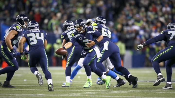 Análisis del Falcons – Seahawks cuando ataque Seattle