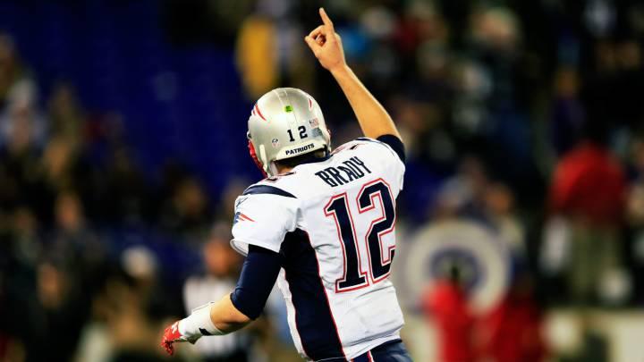 Los New England Patriots de Tom Brady suelen responder al seed 1 con grandes actuaciones en los playoffs, incluidos no pocos triunfos en la Super Bowl.