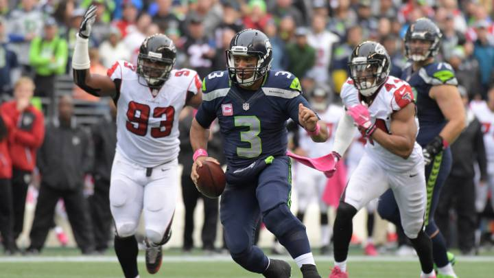 Atlanta Falcons – Seattle Seahawks: horarios y TV online