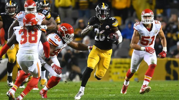 Así será el Chiefs vs Steelers según las estadísticas
