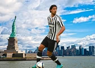 Sami Khedira se perfila como gran fichaje del New York City FC