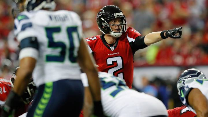 Seattle rinde pleitesía al ataque sobrenatural de los Falcons