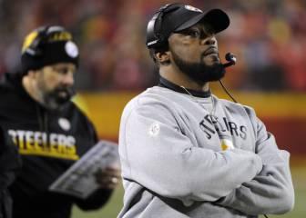 Mike Tomlin, de los Steelers, llama 'gilipollas' a los Patriots